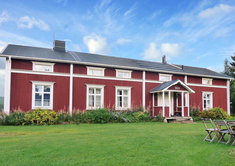 Ferienhaus Nordschweden